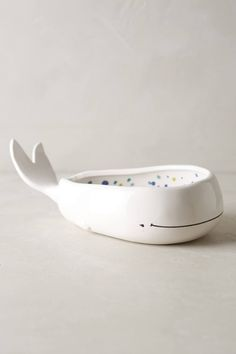 Whale whale whale, look at this adorable Undersea Trinket Dish!