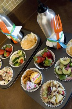 Cute Idea For A Quick Easy Ladies Lunch Maybe Craft