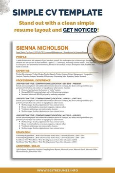 Are you looking to update your old resume with a student CV template? Check this student CV template - change to any colour and size. Open this CV directly in Google Docs and edit the template as you like. Clean CV layout and CV design will get you noticed by companies and recruiters. You get unlimited student CV help and support. Cv Template Student, Resume Cover Letter Template, Simple Resume Template, Resume Templates, Resume Layout, Resume Writing Tips, Competitive Analysis, Cv Design, Google Docs