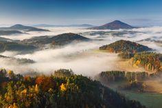 Obrazem: Martin Rak fotí krásy české krajiny - jetřichovice, Czech republic