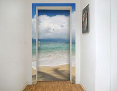 http://www.ebay.de/itm/Fototapete-Tuer-selbstklebend-Antigua-Bay-Tapete-Meer-Strand-Sonne-Palmen-/361007916343