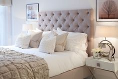 Light and Airy Guest Bedroom | JHR Interiors