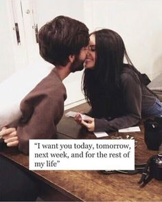 I want this happiness forever with you