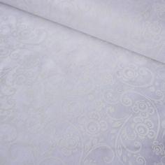 č.3282 Bílá na bílé