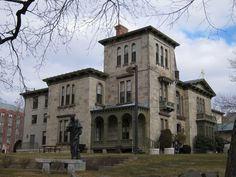 St Martin Hall, Providence College in Rhode Island