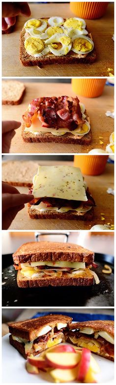 Ultimate Grilled Cheese Sandwich - Best Food Cloud