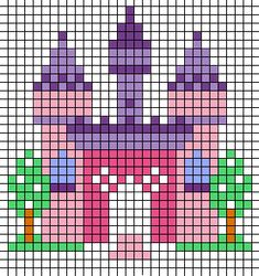 Strijkkralen of borduren voor kinderen: koninginnedag