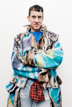 Jeremy Scott. The Faces of Fashion: Behind the Scenes at Made Fashion Week