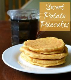 sweet potato pancakes rfrd