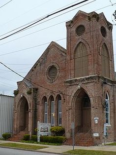 Emanuel AME Church - Mobile, AL