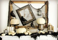 Decor para o Halloween