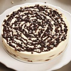 Trata xocolata blanca amb base de galeta (Thermomix)