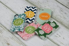 monogrammed iphone case, yes please!