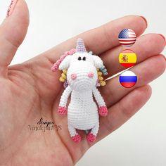 Pattern Unicorn, amigurumi crochet unicorn, crochet unicorn pattern, amigurumi PDF pattern, unicorn pattern, Instant download