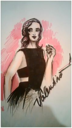 This is for Valentino Perfume By SketchsAnSr