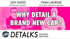 DETALKS - Why Would You Detail A BRAND NEW Car?