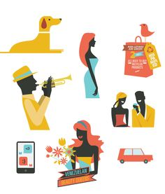 Latino Influence Project by DHNN Creative Agency , via Behance