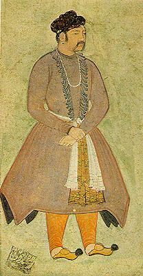 Akbar (1542 to1605) an enlightened thinker...having a liberal outlook on all faiths and beliefs and during his era, culture and art reached to zenith as compared to his predecessors...