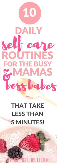 11 routines to help improve your mental health. As busy women and moms life can be super stressful! These are great to help show yourself more love & decrease some of that busy stress (in just 5 minutes! Beauty Routine Weekly, Skincare Routine, Beauty Tips For Hair, Self Care Routine, Boss Babe, Take Care Of Yourself, Healthy Skin, Skin Care Tips, Awakening