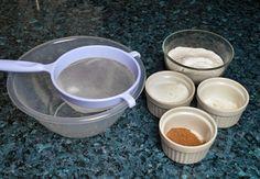 How to make Hot Cocoa Bath Bombs