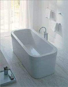 duravit happy d soaking tub