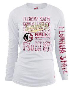 966b255e26 FSU Seminoles by Soffe Sleeve Logo T-Shirt