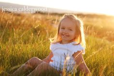 cute pose for a little kid. {Jessica Calderwood photography}
