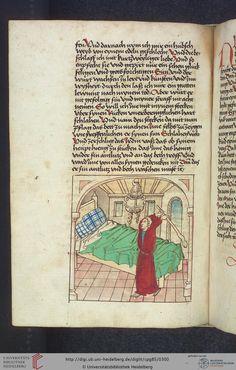 Cod. Pal. germ. 85: Antonius von Pforr: Buch der Beispiele (Schwaben, um 1480/1490), Fol 146v