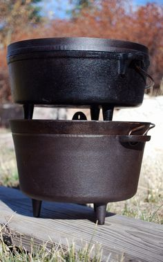 A blog mostly about caring for and cooking with cast iron cookware.