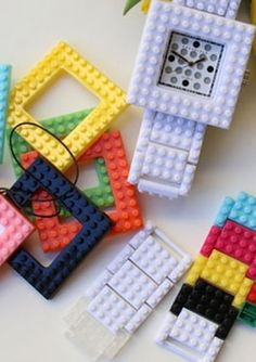 How can I dress my watch up today? With Nanoblock pieces and my fancy...