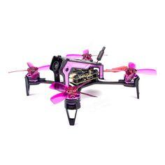AWESOME MINI F100 100MM FPV Racing RC Drone ARF Omnibus F3 OSD 5.8G 25mW Blheli_S 10A 600TVL Camera