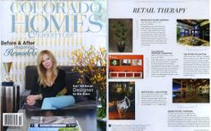 Beatriz Ball's Amphora Pitcher, from the perennially popular #SOHO Collection, is spotlighted in the January/February issue of #ColoradoHomes&Lifestyles Magazine. Made entirely by hand, one at a time, using 100% recycled materials, the pitcher's stunning shape and bracing curves will enhance your table or bar. Holds 1 ¾ quarts of your favorite beverage. http://www.beatrizball.com/p-504-soho-amphora-pitcher-56-oz.aspx