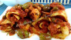 Rotolini+di+merluzzo+con+capperi+e+olive