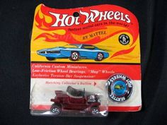 shopgoodwill.com: Vintage 1967 Mattel Hot Wheels NIB   Wow!! This sold for $87!!