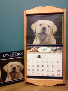 lang calendars and wooden frames sold at a grapevine cottage collingwood 705 445