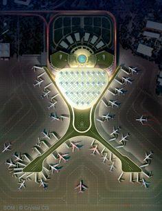 Mumbai Chhatrapati Shivaji International Airport. Phonetica - the world's best PA system for airports.