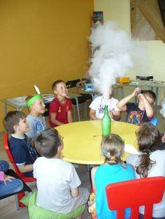 Eksperyment - Dżin z butelki Montessori, Education, Therapy, Onderwijs, Learning