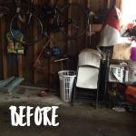 Πριν & Μετά: mudroom Makeover