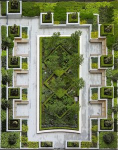Creative communal gardens in London by Barry Burrows, Managing Director of Bartholomew Landscaping