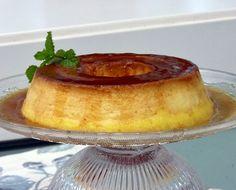 Pudim de Queijo | Doces e sobremesas > Receitas de Pudim | Mais Você - Receitas Gshow