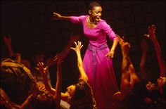 Aida represents strong, passionate women from all times and places.