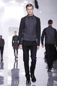 Dior Homme Menswear Fall Winter 2013 Paris