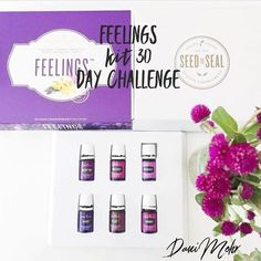 Feelings Kit Young Living 30 day Protocol