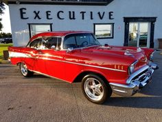 Awesome Amazing 1957 Chevrolet Bel Air/150/210 1957 Chevy Belair Pro Touring 2018