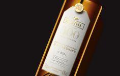 Martell Assemblage Exclusif de 3 Millésimes — The Dieline - Branding & Packaging Design