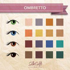 Tips di make-up #consigliutiliepratici #silkgiftmilan #infografichebysilkgiftmilan