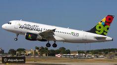 اختطاف طائرة ركاب ليبية مع تهديدات بنسفها - موقع القيادي