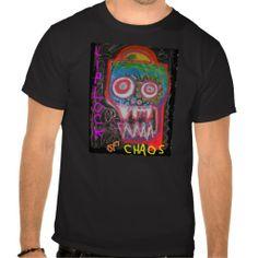 LipLOck of Chaos 4 T-shirt