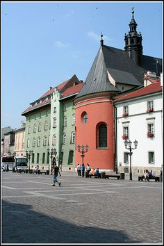 Krakow, Poland. Want to go here more than anywhere else to visit Auschwitz!!