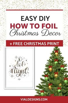 Easy DIY Step-by-Step Tutorial to Create Foiled Christmas Prints Hand Lettering For Beginners, Calligraphy For Beginners, Hand Lettering Tutorial, Learn Calligraphy, Calligraphy Handwriting, Calligraphy Quotes, Modern Calligraphy, Free Christmas Printables, Free Printables